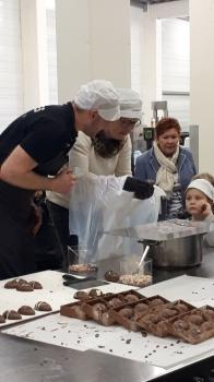 Chocoladefabriek